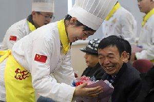 重庆新东方烹饪学院金领1801班家长见面会
