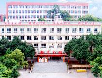 九龙坡校区校园环境―重庆新东方
