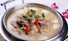【小雪到来】羊肉汤锅吃起来