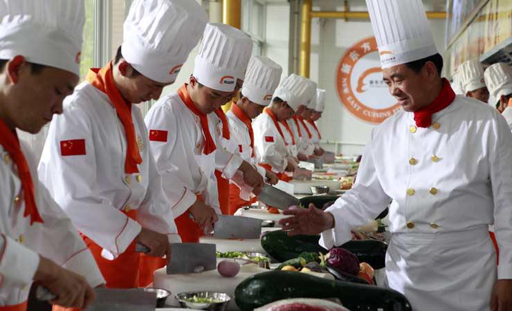 新东方烹饪学校学费图片