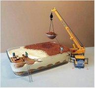 现在这个看脸的世界,连甜点师都这么拼了吗?