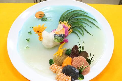 重庆新东方烹饪学院做菜视频