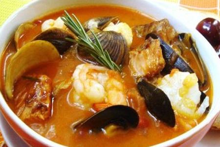 西餐培训:意式海鲜靓汤怎么做
